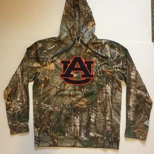 Auburn Tigers Realtree Xtra Camo Pullover Hoodie